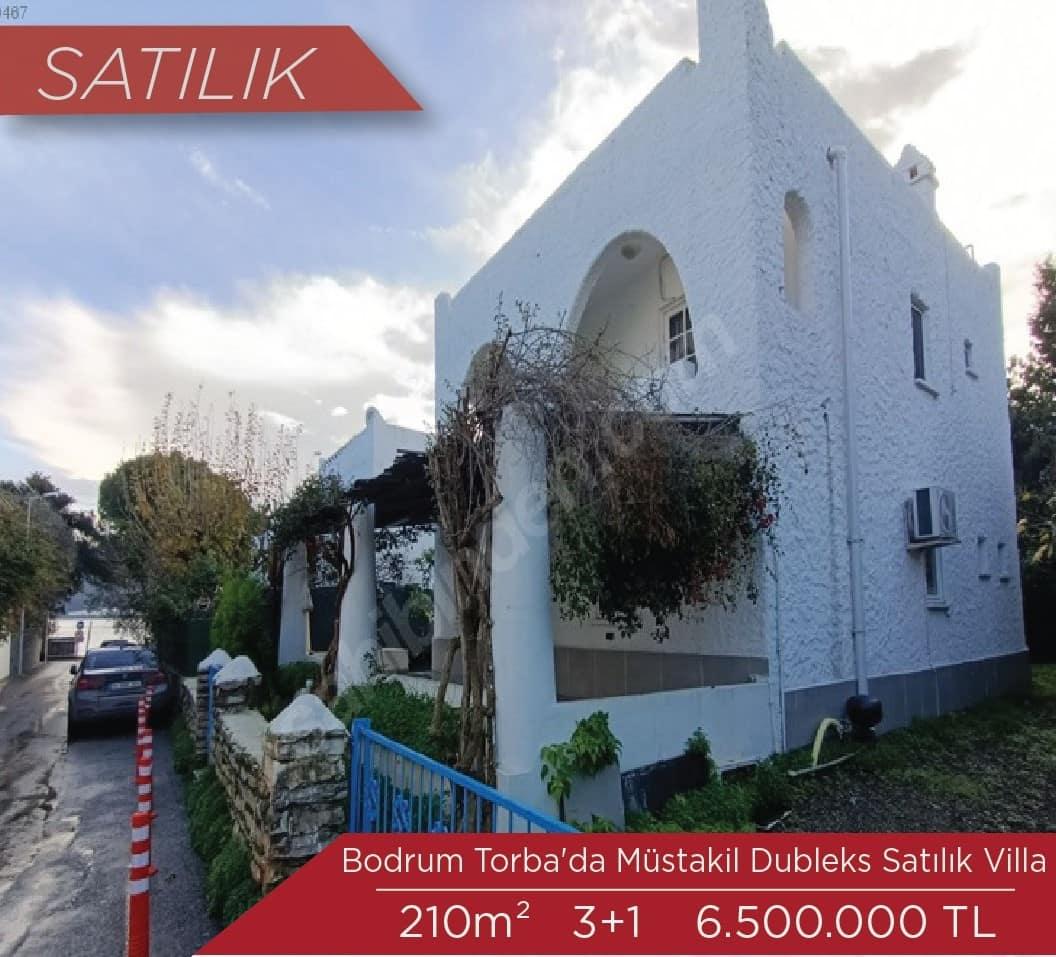 Bodrum Torba'da Satılık Müstakil Villa