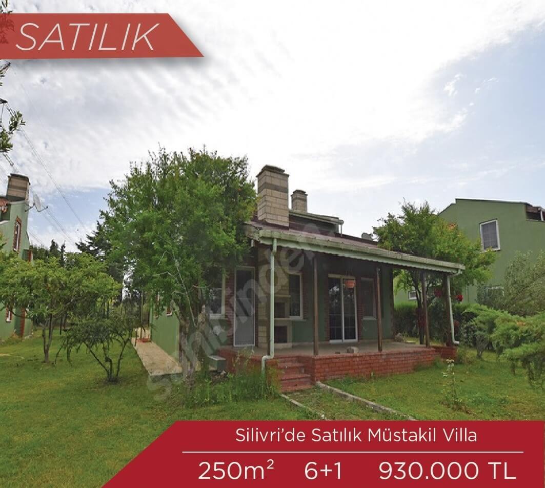 Silivri Satılık Müstakil Villa